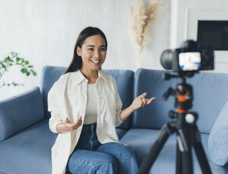 De 3 beste vlogcamera's met de klemtoon op kwaliteitsvolle videobeelden