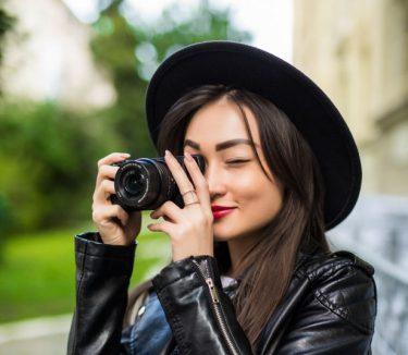 camera voor beginners