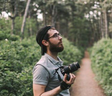 camera's voor het fotograferen van dieren