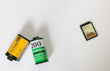 film en SD card